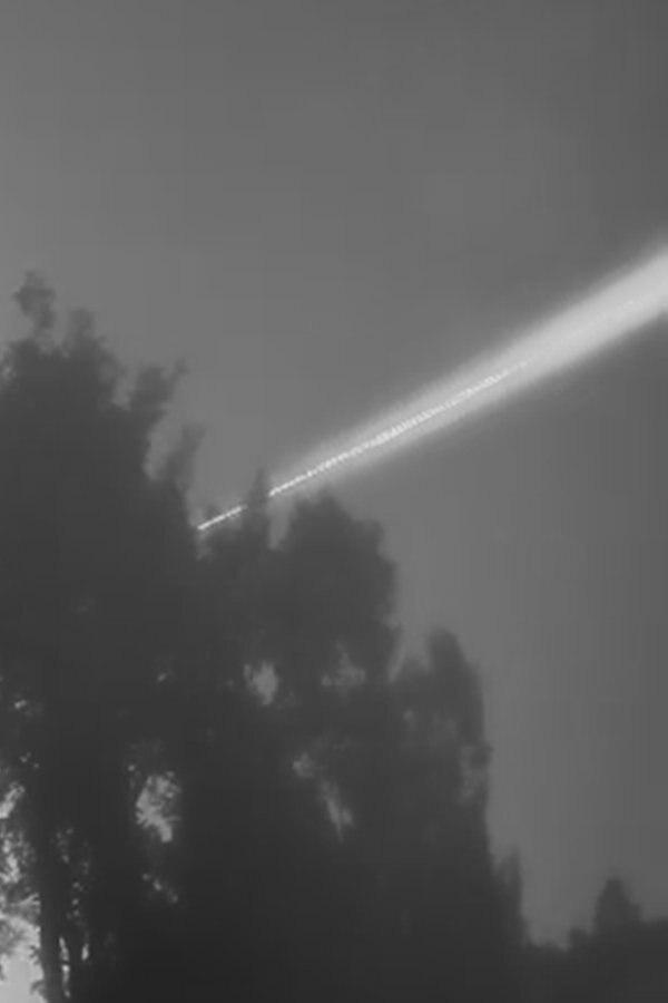 Erneut Lichterscheinung über Norddeutschland