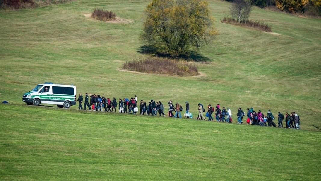Mecklenburg Vorpommern Flüchtlinge