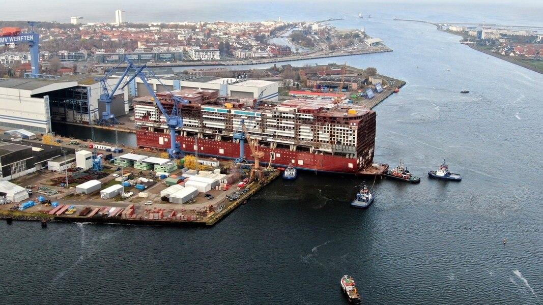 Landesregierung berät in Sondersitzung zur MV-Werften-Hilfe