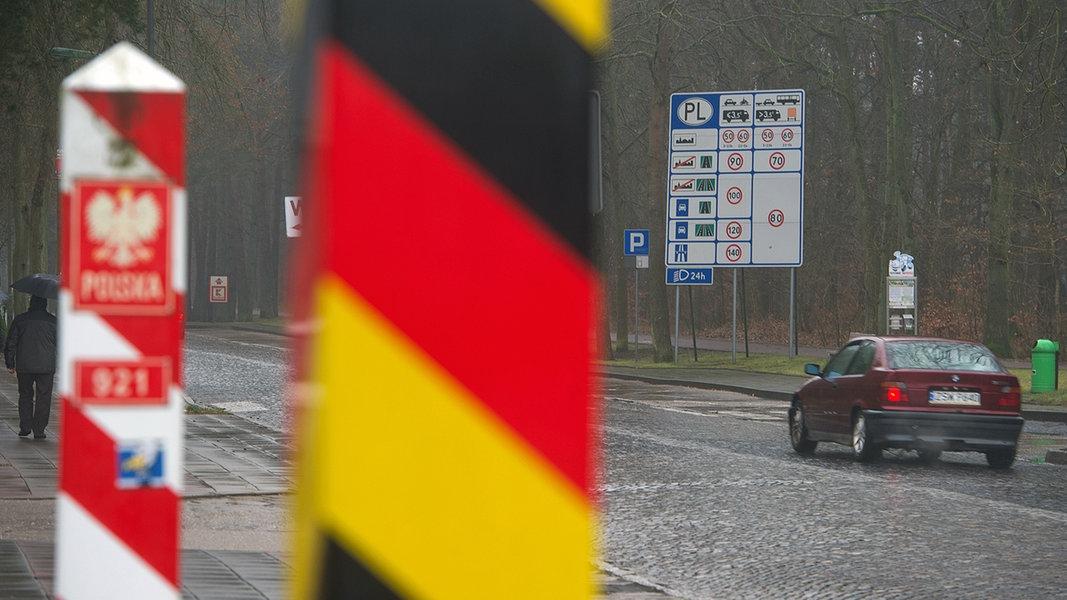 Grenze zu Polen: Nachfrage in Corona-Schnelltestzentren steigt