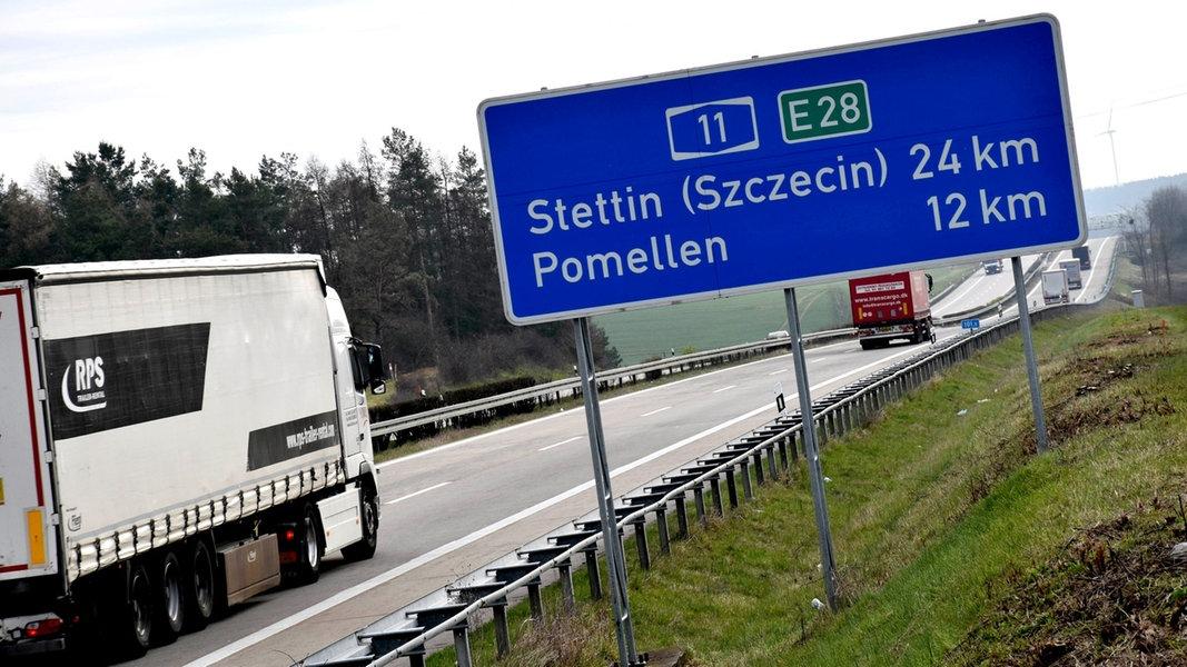 Einreise Mecklenburg Vorpommern