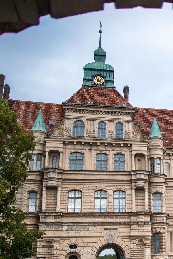 Schlösser in Mecklenburg werden saniert