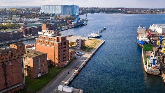 Wismar: Ausbau des Kreuzfahrtanlegers beginnt