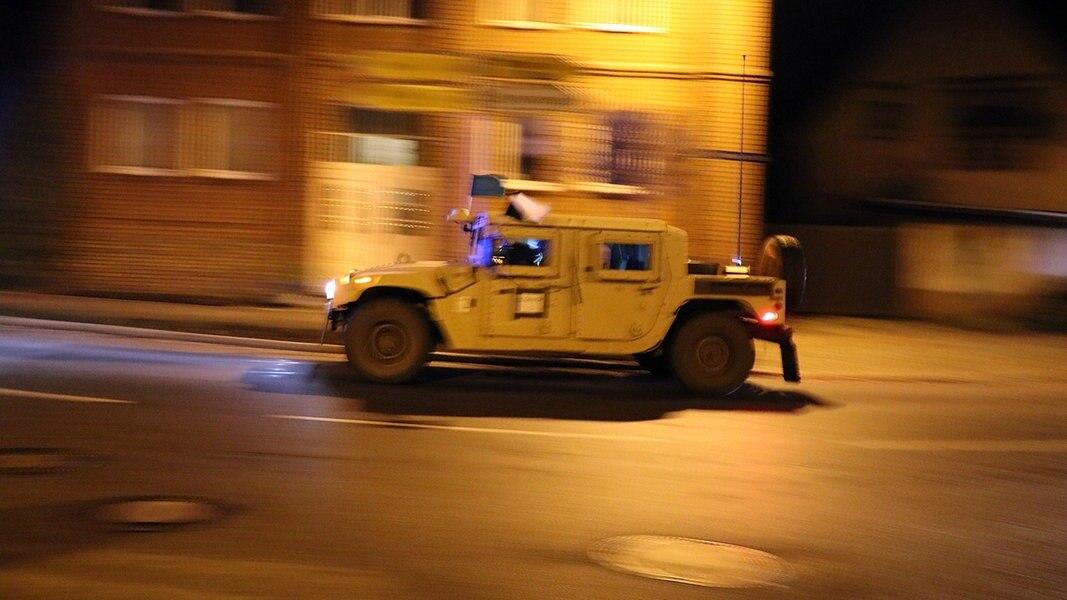 Defender Europe 20: US-Truppen erreichen MV
