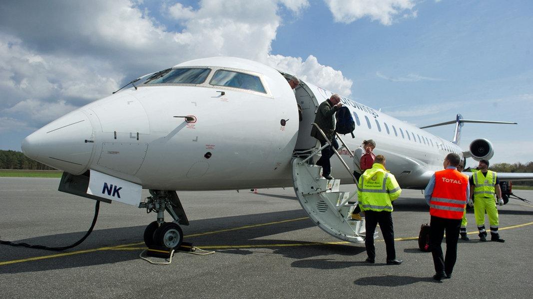 Flughafen Heringsdorf zieht positive Bilanz
