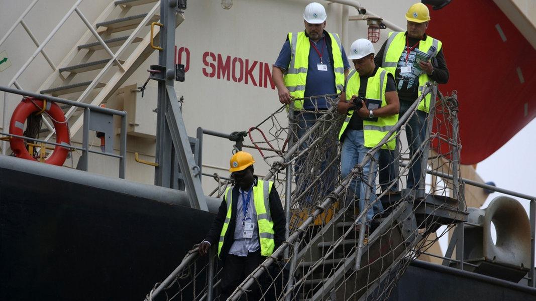 ITF rügt unbezahlte Überstunden auf Schiffen
