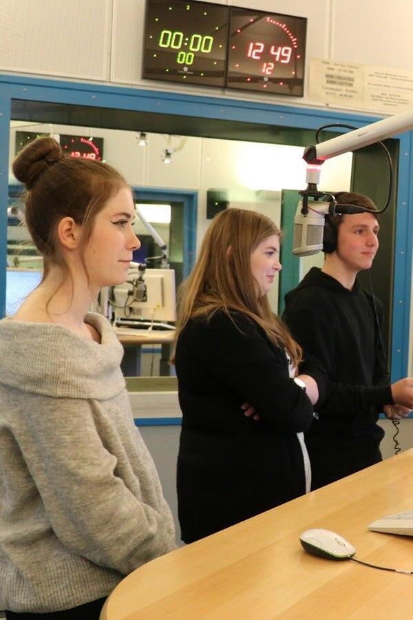 Jugendmedientag: Schüler erlebten den NDR hautnah