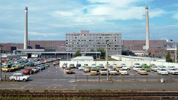 Elektrownia jądrowa w Lubminie została zlikwidowana w 1992 roku. © picture-alliance