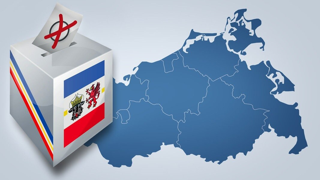 Mecklenburg-Vorpommern hat gewählt