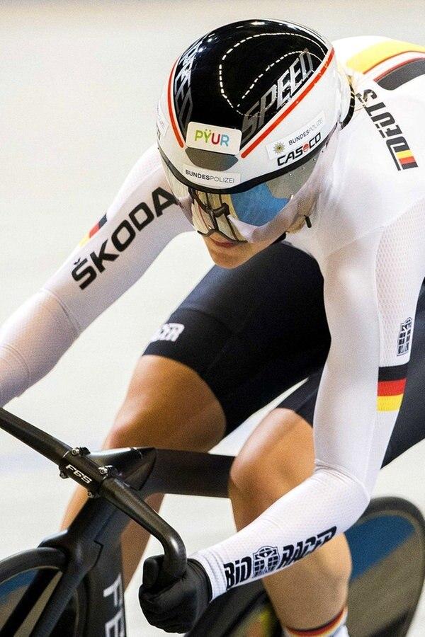 Bahnrad-EM: Lea Friedrich holt zweite Medaille