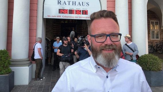 Bürgermeister Rostock