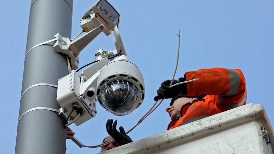 Videoüberwachung in Schwerin: Einigung statt Klagen?