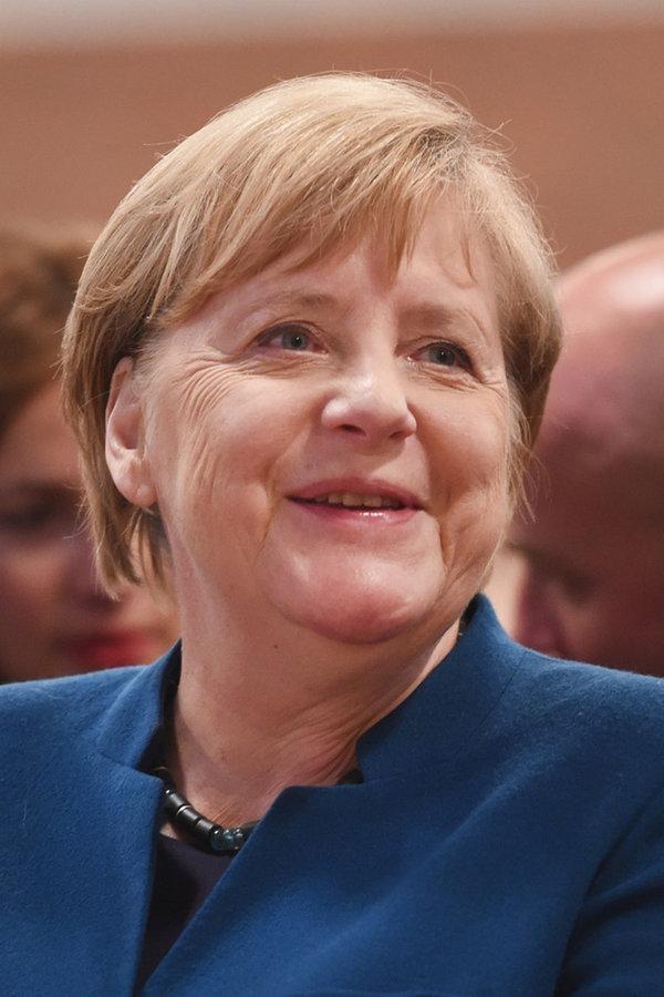 Merkel Mecklenburg Vorpommern