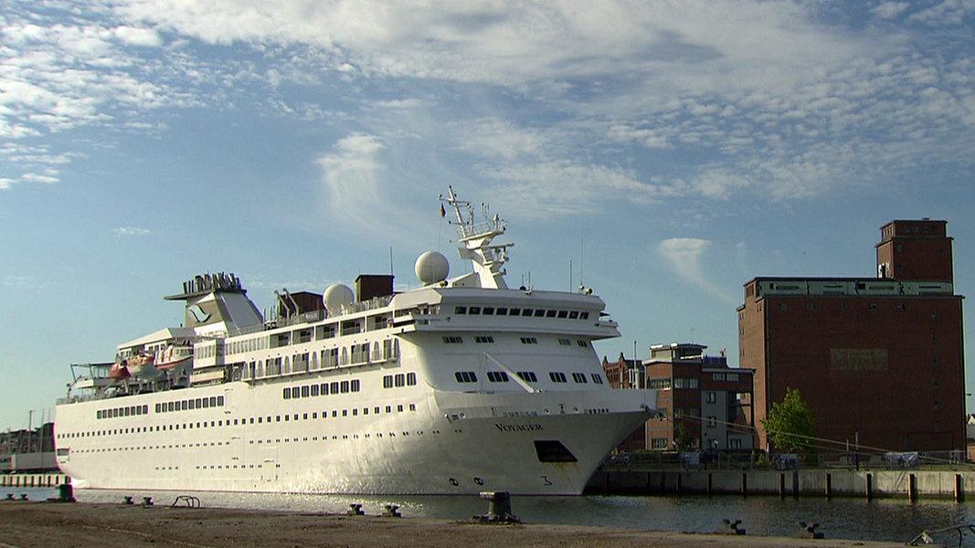 Kreuzfahrtschiffe Wismar