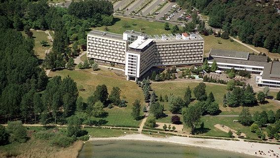 Müritzhotel In Klink