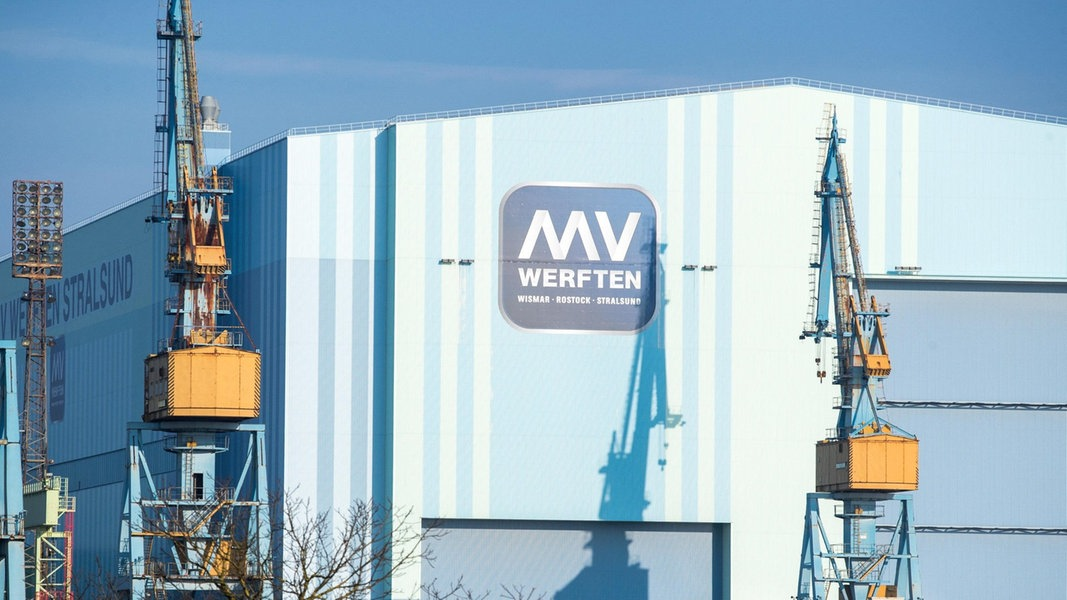 MV-Werften: Job-Abbau rückt näher