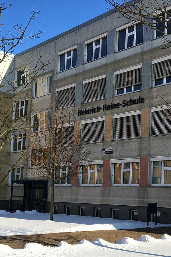 Heinrich heine schule gadebusch