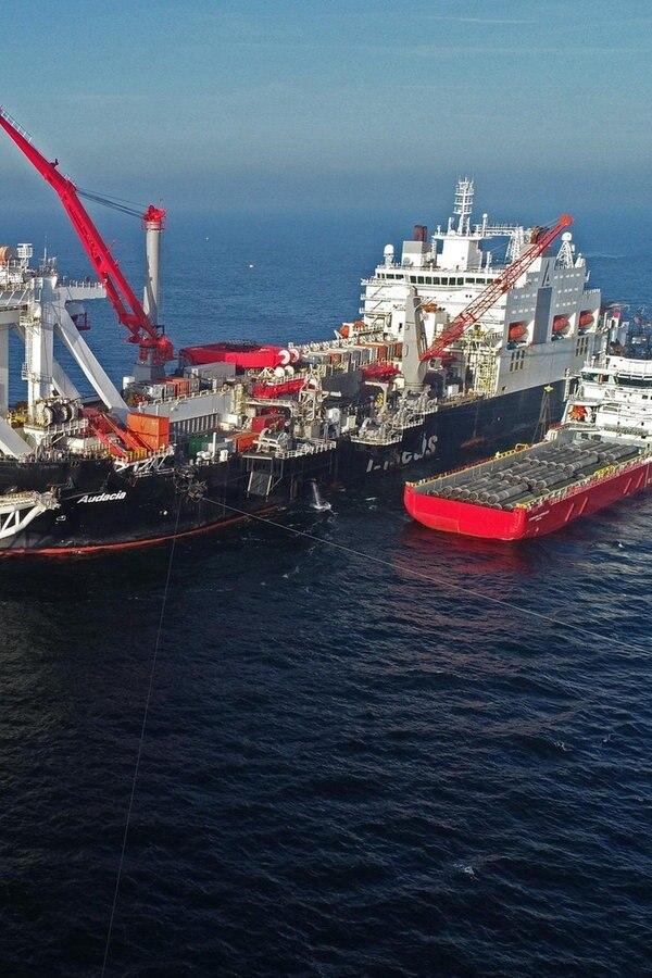 Nord Stream 2: Hunderte Millionen Mehrkosten