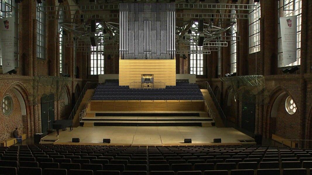 Orgel Konzertkirche Neubrandenburg