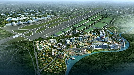 Parchim Flughafen