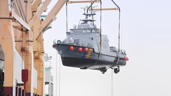 Lürssen-Werft zurückhaltend zu Exportstopp nach Saudi-Arabien
