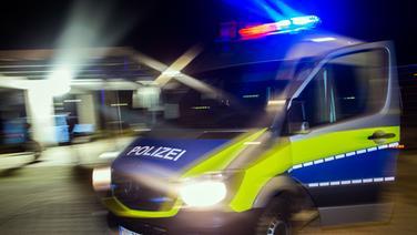 Polizeiauto © dpa - picture alliance Foto: Jens Büttner