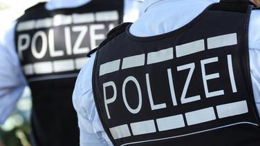 Polizisten | dpa-Bildfunk