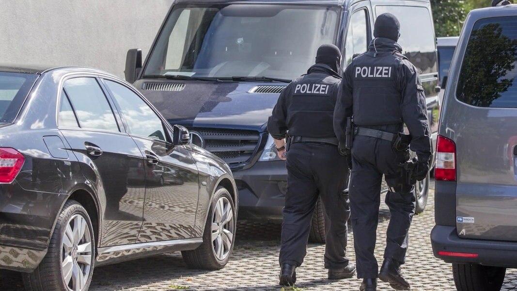 """Nordkreuz"": Morde in ganz Deutschland geplant"