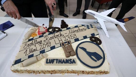 Lufthansa Verbindung München Rostock Eröffnet Ndrde