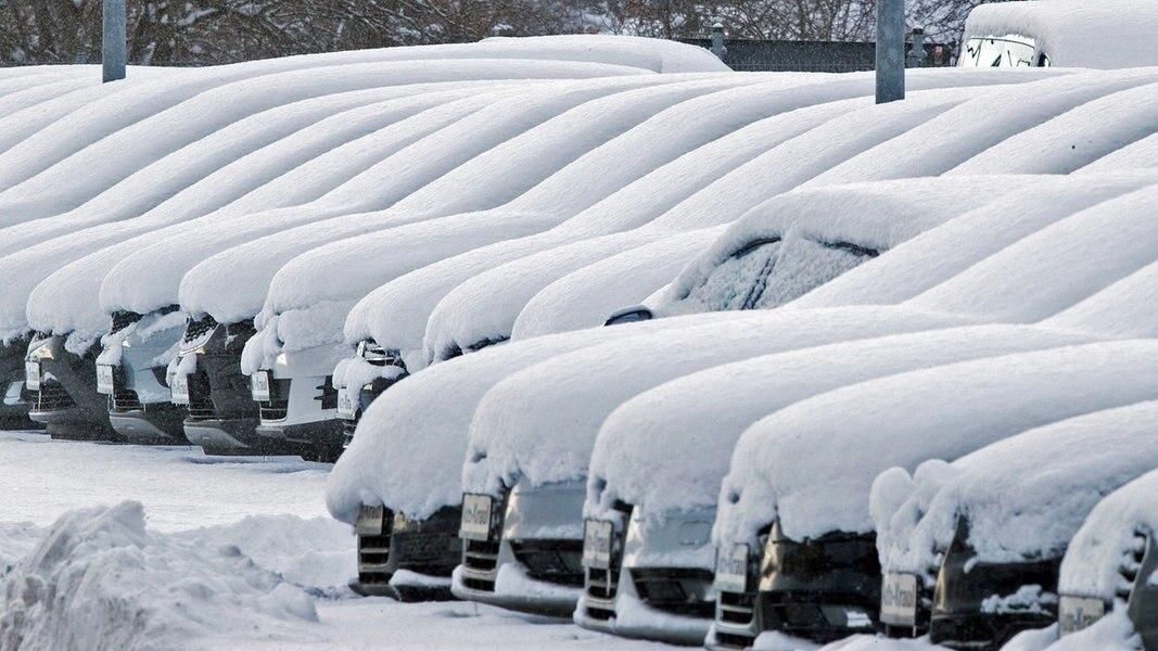 Schnee In Mv