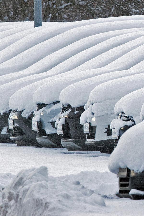 Schnee Mecklenburg Vorpommern