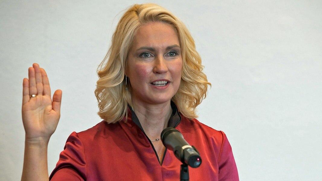 Manuela Schwesig Früher