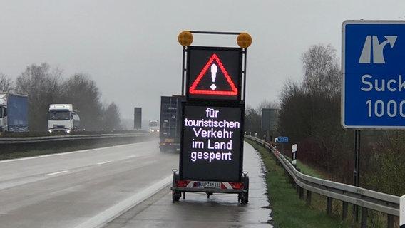 Reiseverbot Mecklenburg Vorpommern