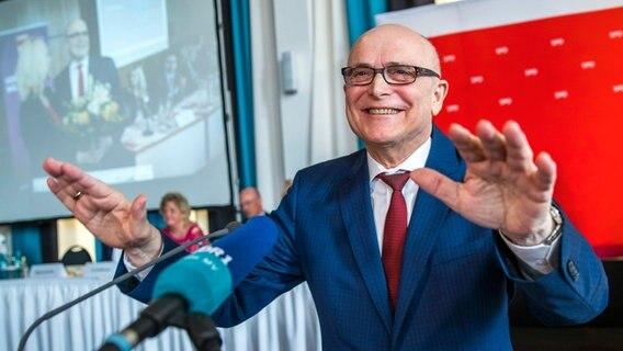 Schwesig für Amt der Ministerpräsidentin in Mecklenburg-Vorpommern nominiert