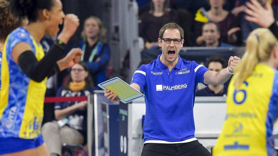 Volleyball-Bundesliga: SSC klarer Favorit