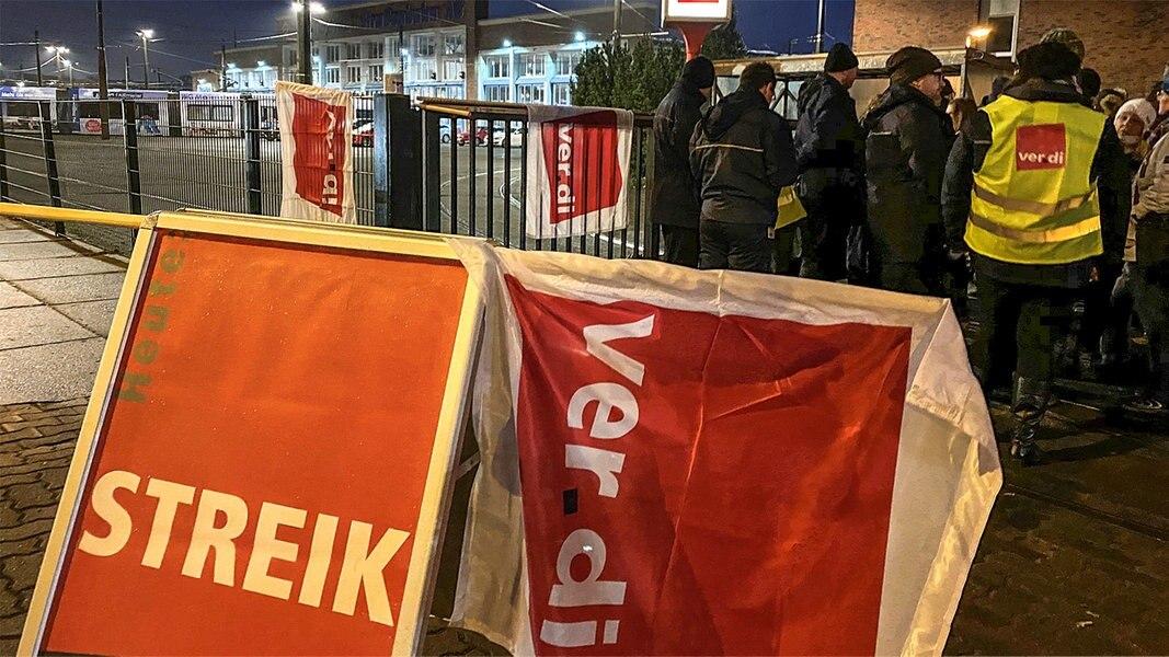 Streik Nahbus