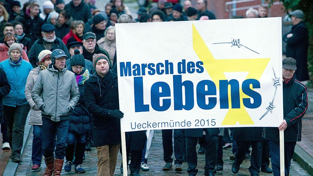 MV gedenkt der Opfer des Nationalsozialismus - NDR.de