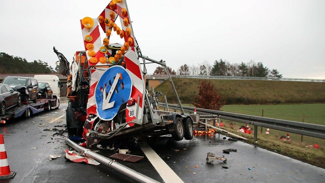 Unfall Neustadt Glewe