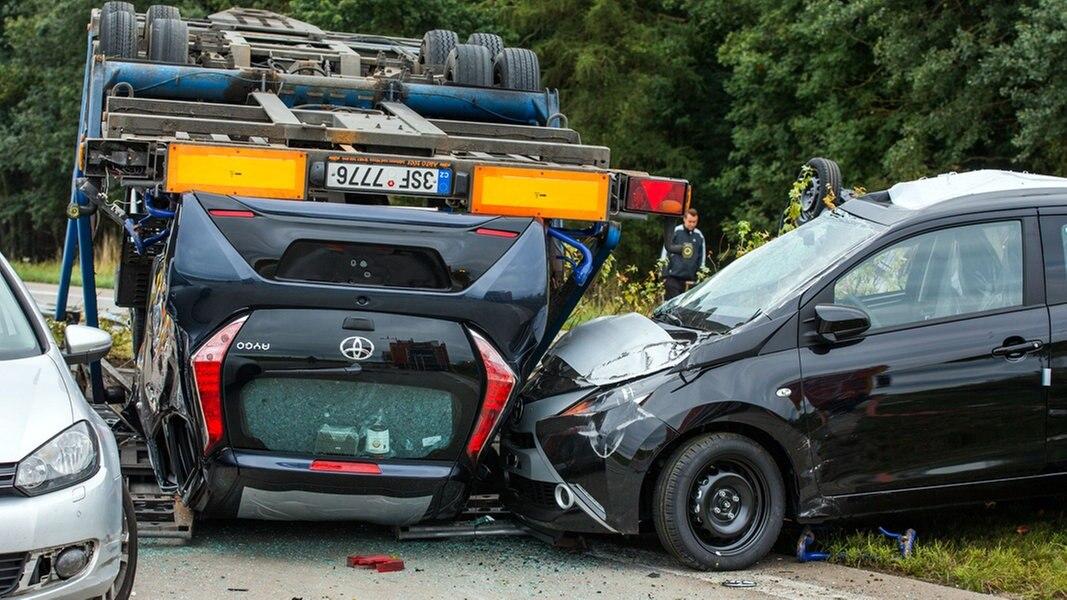 Unfälle Heute Mv