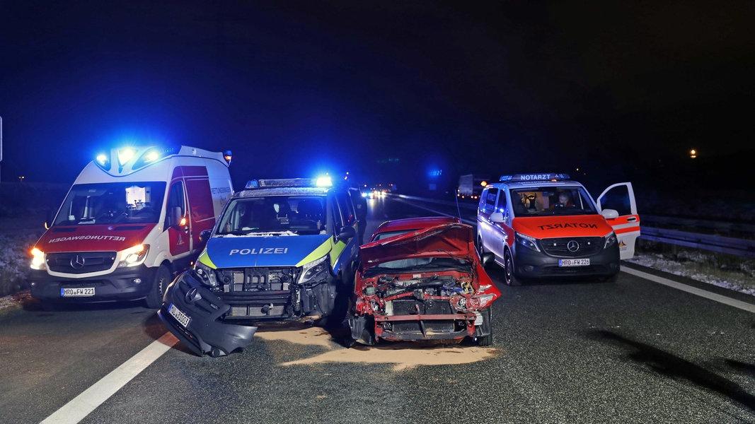 Rostock: Strafgefangener nach Verfolgungsjagd gefasst