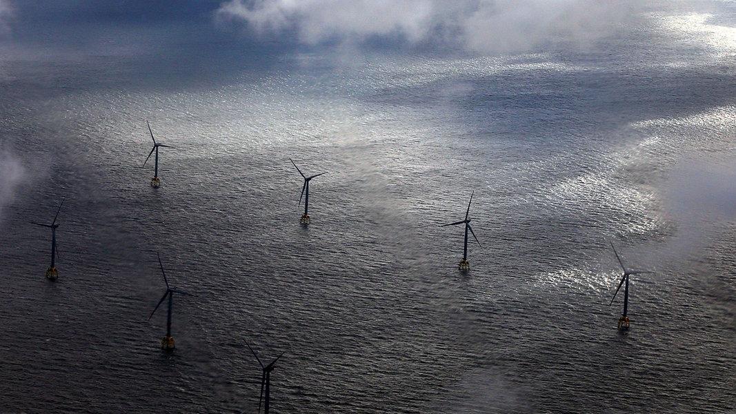 "Windpark ""Arkona"" geht in Betrieb"
