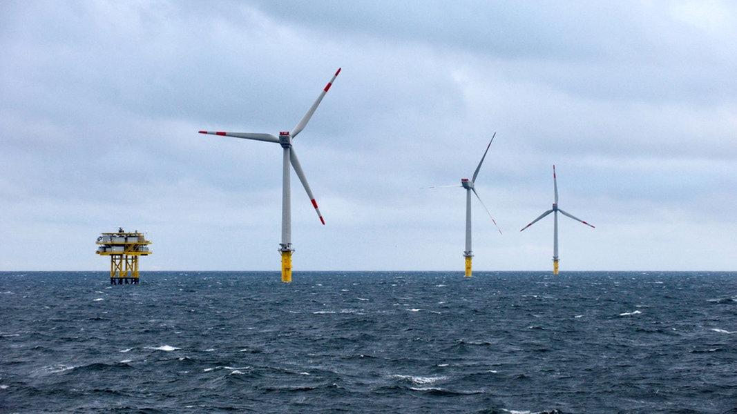 Weg Frei F 252 R Drei Offshore Windparks Vor R 252 Gen Ndr De