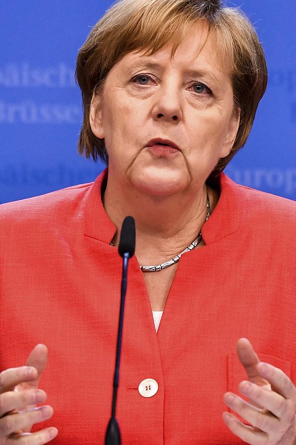 Merkel Nachrichten