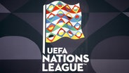 Das Logo der UEFA Nations League. © dpa picture alliance Fotograf: Salvatore Di Nolfi