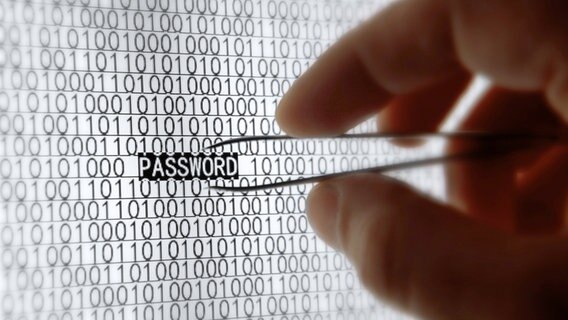 Symbolbild für Passwort Abfrage. © fotolia.com Foto: pn_photo