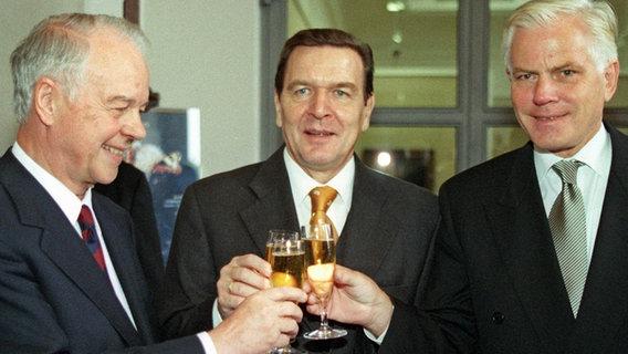 Ergebnisse Niedersachsenwahl