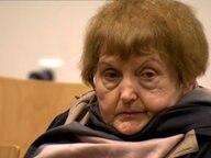 Eva Mozes Kor, eine Überlebende von Auschwitz im Portrait.