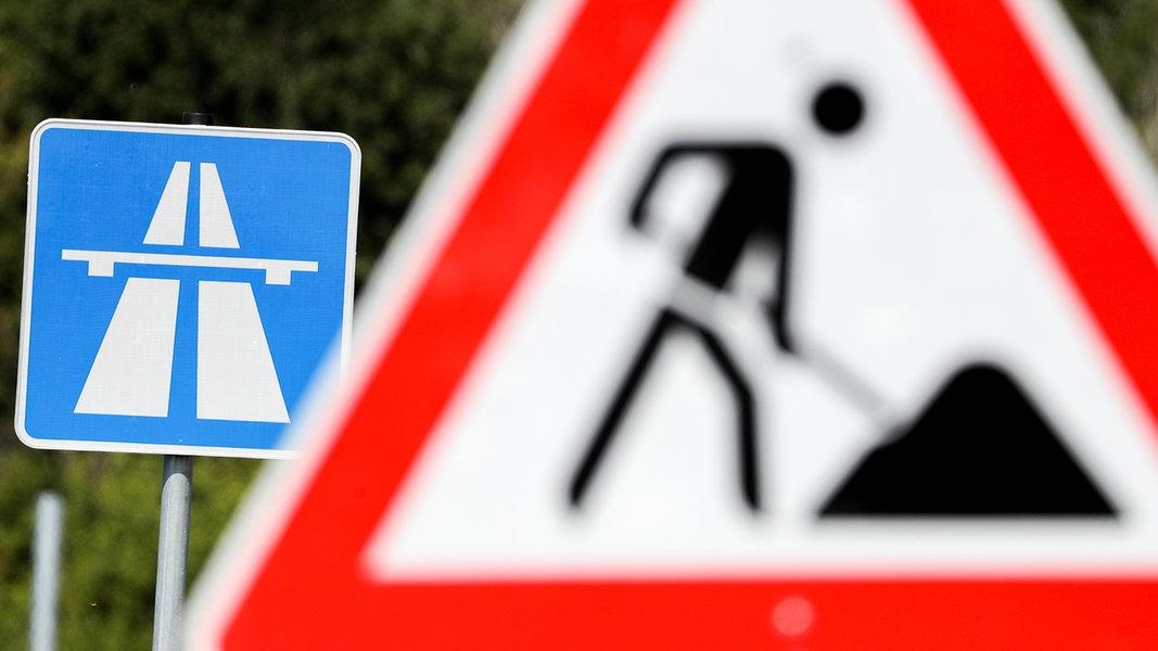Autobahn 7 bei Salzgitter bis Montagmorgen dicht