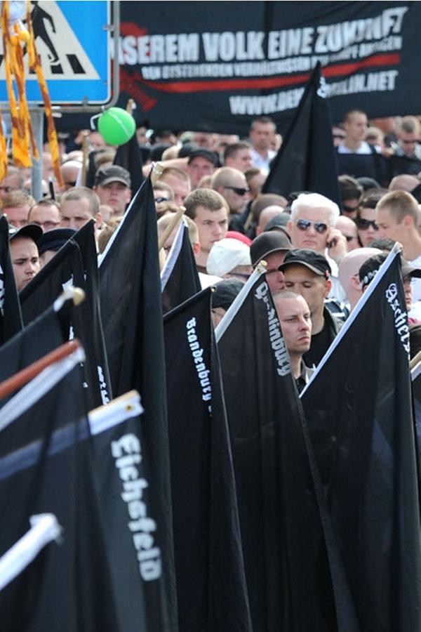 Rechtsextremisten: Wie groß ist die Gefahr?