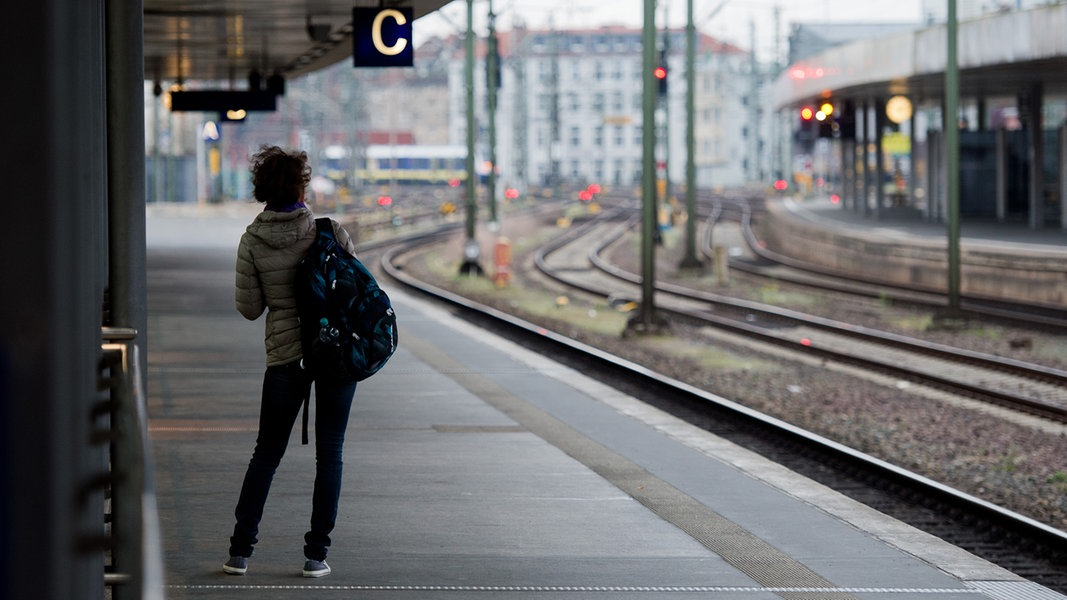 Ab Donnerstag wieder Bahnstreik - fünf Tage lang